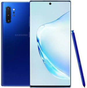 Samsung galaxy note 10 plus. Unlocked. Small crack for Sale in Tarentum, PA