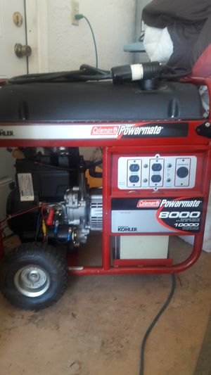Coleman powermate for Sale in Port St. Lucie, FL
