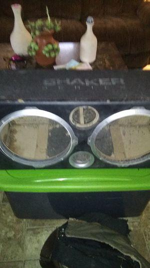 Sub box for Sale in Canton, IL