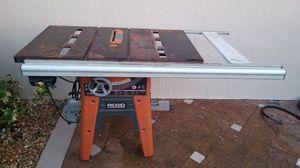 Table Saw for Sale in Miami, FL