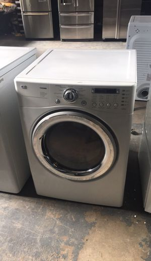LG gas dryer for Sale in Farmingdale, NY