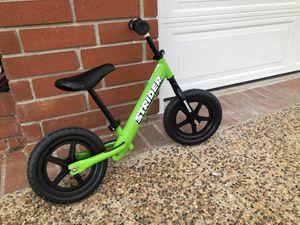 "Strider 12"" Sport Balance Bike for Sale in Orange, CA"