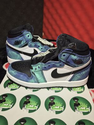 Jordan 1 High OG Tie dye for Sale in Fort Washington, MD