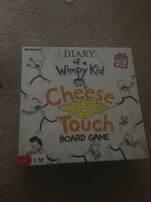 Dairy of a wimpy kid board game cheese touch for Sale in Oakley, CA