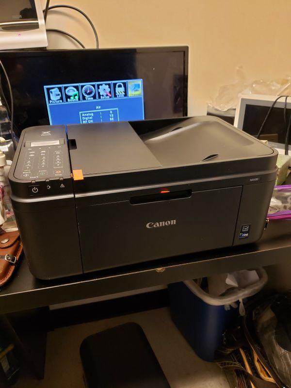 New Canon All in One Wireless Printer PIXMA MX490