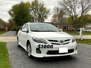 🔰$1.000🔰2O12 Toyota Corolla 🔑🔥2012🔰 for Sale in Atlanta, GA