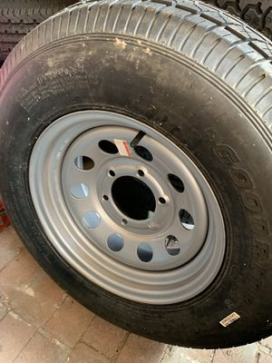 Radial trailer tires for Sale in San Diego, CA