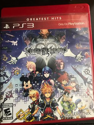 Kingdom hearts 2.5 remix ps3 for Sale in Bakersfield, CA