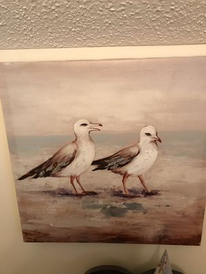 Seaside Gull Picture for Sale in Wendell, NC