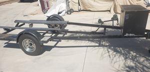 Zieman single trailer ( seadoo kawasaki jet ski Yamaha waverunner jetski ) for Sale in March Air Reserve Base, CA