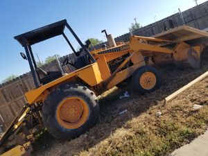 Case tractor will go down on price offer up for Sale in Amarillo, TX