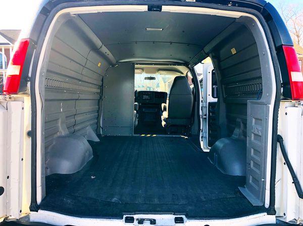 2008 Chevy Express cargo work van