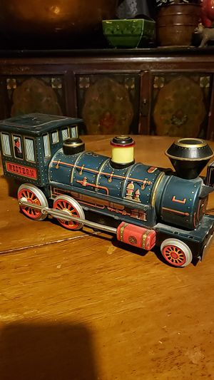 Western Old Tin Japan Toy for Sale in Spokane Valley, WA