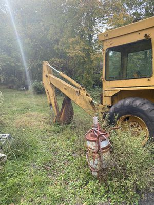 John Deere tractor very good shape turn over but don't run set up for a while for Sale in Somerset, NJ