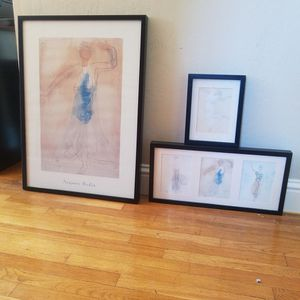 Set Of 3 Picture Frames for Sale in Santa Clara, CA