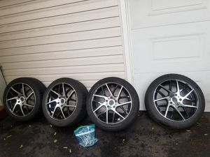 TIRES AND RIMS for Sale in Syracuse, NY