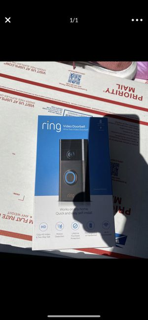 Ring Video Doorbell for Sale in Los Angeles, CA