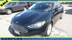 2014 Ford Fusion for Sale in Pacoima, CA