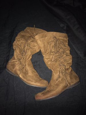 Suede women boots for Sale in Las Vegas, NV