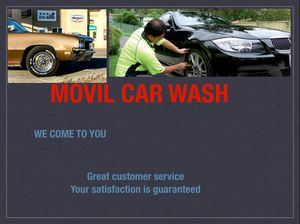 PROFESSIONAL CAR WAS WE COME TO YOU for Sale in Mundelein, IL