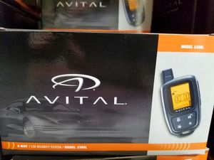 avitel alarm and remote start with install 2 way lcd remote special this week only!!!! for Sale in Tempe, AZ
