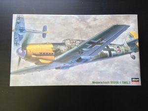 Messerschmitt BF109E-3 'EMIL 3' 1:48 Kit for Sale for sale  San Jose, CA