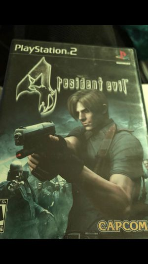 Resident evil 4 ps2 for Sale in Montebello, CA