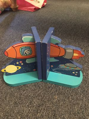 Outer Space Book Ends for Sale in Rolling Hills Estates, CA