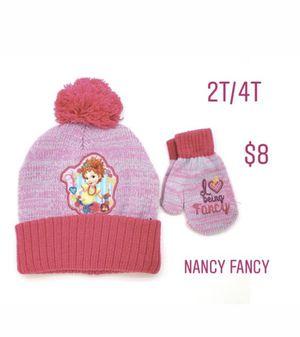 Disney's NancyFancy beanie & mitten set for Sale in Paramount, CA