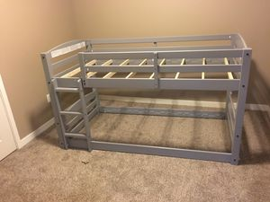 Kids twin bunk bed for Sale in Gig Harbor, WA