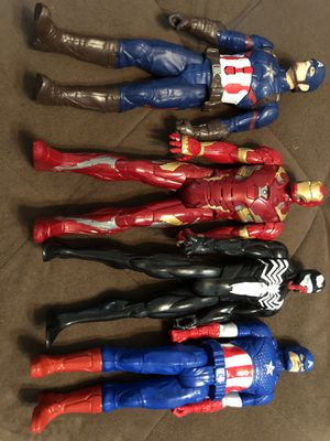 """12"""" action figures for Sale in North Olmsted, OH"""