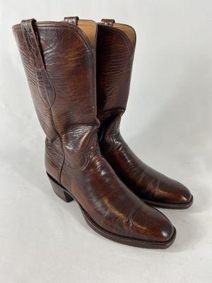 Lucchese San Antonio Era Custom Classic Boot, Mule Ear Pull, Men's 9.5B #117957 for Sale in Scottsdale, AZ