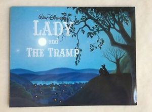 Lady and the Tramp lithograph portfolio for Sale in Virginia Beach, VA