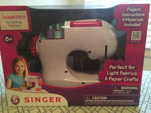 SINGER Toy Sewing Machine for Sale in Springdale, MD