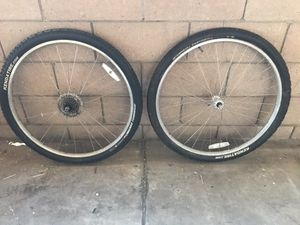 "Mountain bike rims and tires Kenda 29"" x 2"" for Sale in Baldwin Park, CA"