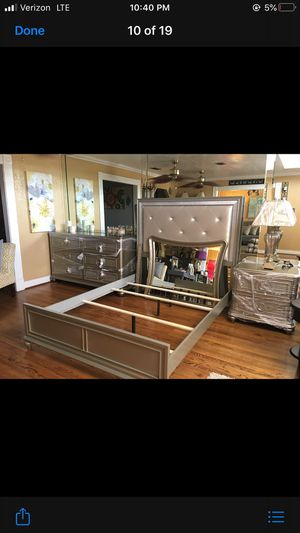 Bedroom set for sale for Sale in Houston, TX