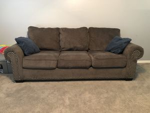 Grey Sofa for Sale in Humble, TX