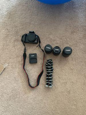 Canon Rebel xsi DSLr for Sale in Seattle, WA