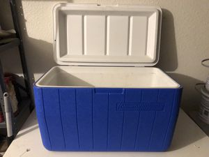 Coleman Ice Chest Beverage Cooler for Sale in Fresno, CA