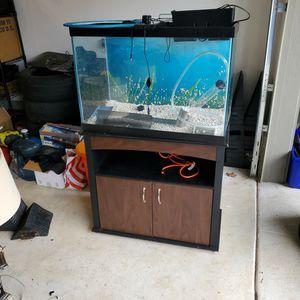 65 Gallon Aquarium for Sale in Sandy, OR