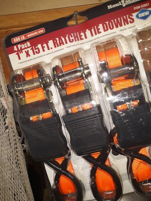 Ratchet Tie Downs and Windshield Wipers for Sale in San Diego, CA