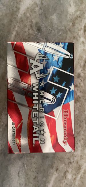 Hornady American Whitetail 7mm Magnum (20rds) for Sale in Waynesboro, VA