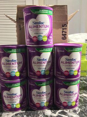 Similac Alimentum for Sale in San Antonio, TX