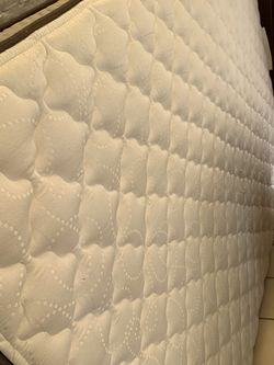 Full Size Mattress and Box Spring for Sale in San Diego,  CA