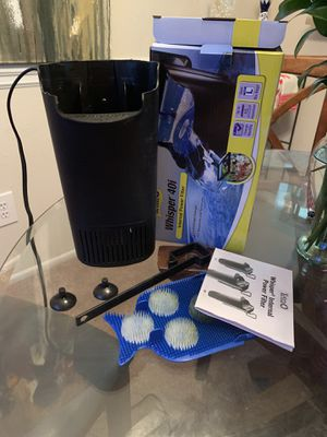 Fish tank filter system for Sale in Nashville, TN