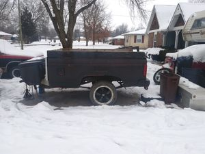 Truck bed trailer for Sale in Indianapolis, IN