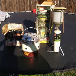 Vintage camping equipment for Sale in Clovis,  CA