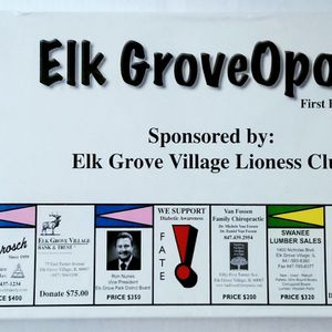 Elk Grove Village Monopoly Game for Sale in Schaumburg, IL