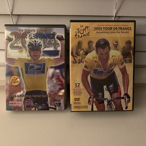 Cycle DVDs: Tour de France for Sale in Carol Stream, IL