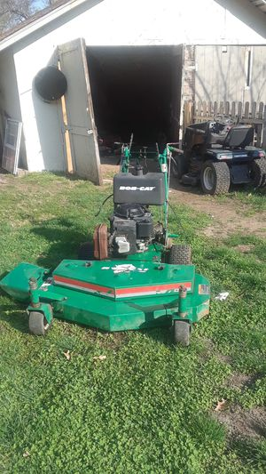 Stand Behind Lawnmower - For Parts for Sale in Kansas City, MO